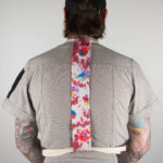 Tie-Dye Apron Tie