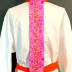 Breast Cancer Awareness Apron Tie