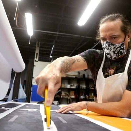 JP Making Apron Tie